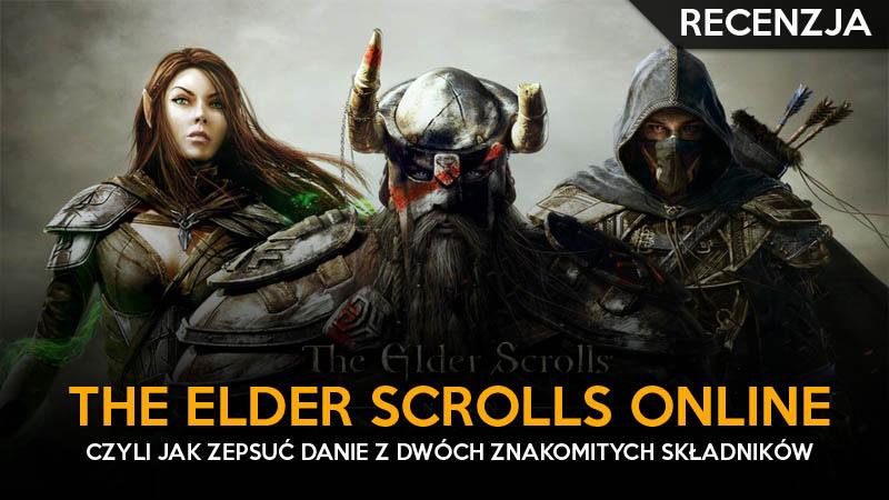 feat - elder scronnls online recenzja mmo bethesda gildia
