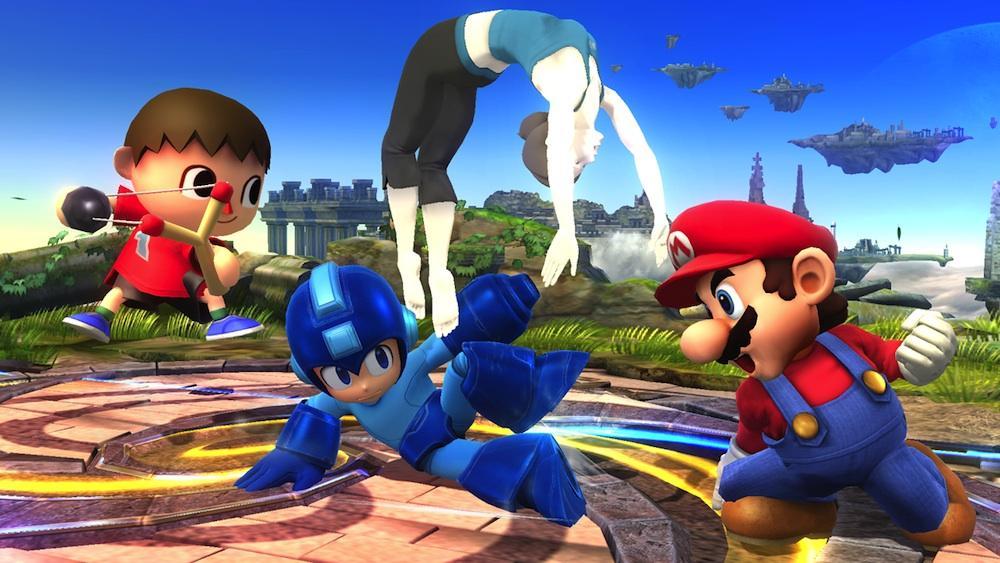 feat- nfc Super Smash Bros. wii u ggk