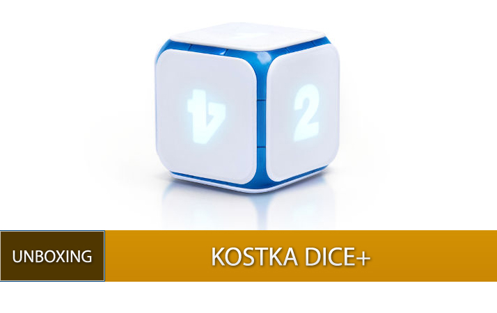 news - unboxing dice+