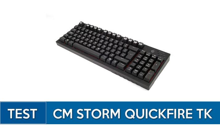 test - cm storm quickfire tk
