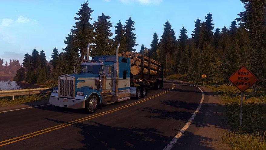 Amerian Truck Simulator