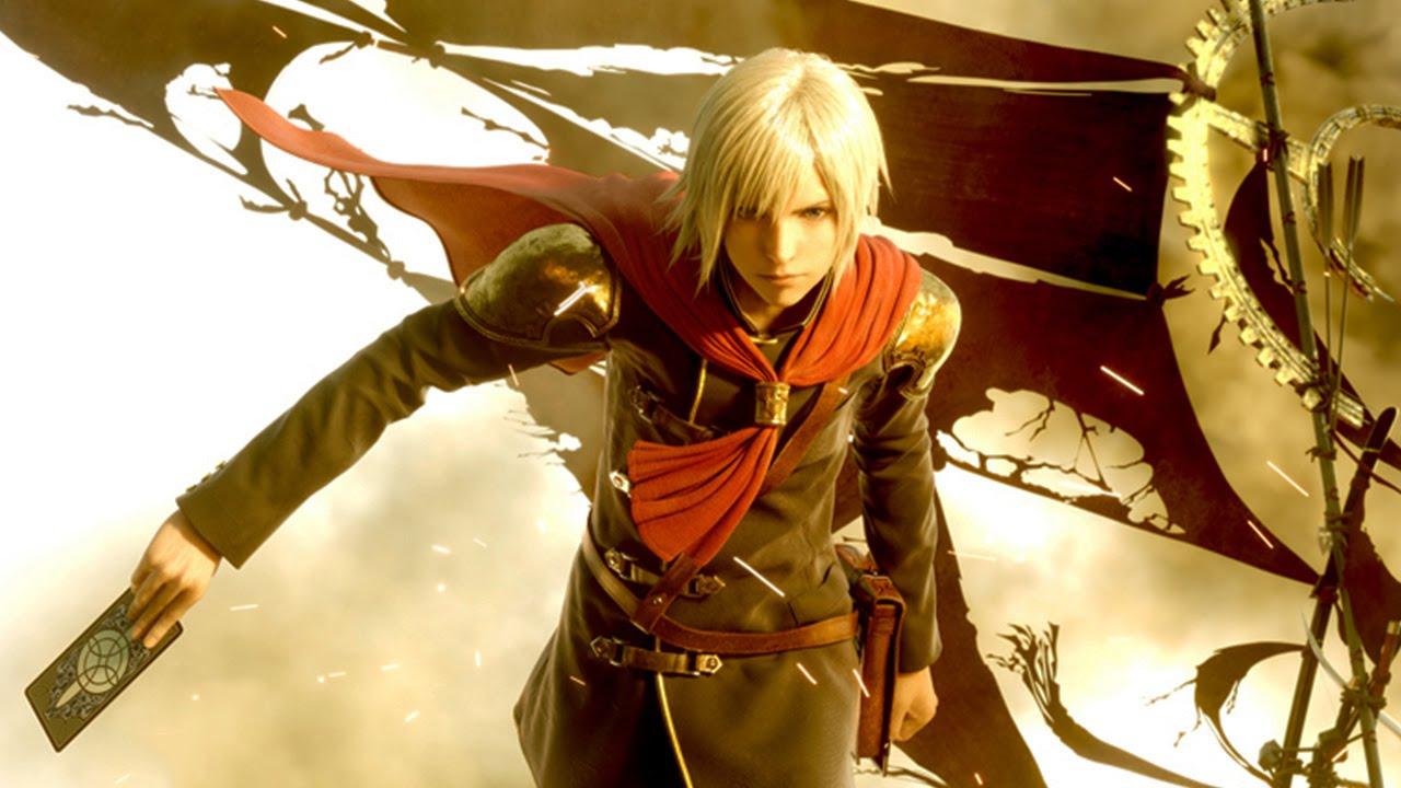 feat- porowanenie wersji Final Fantasy Type-0 -GGK