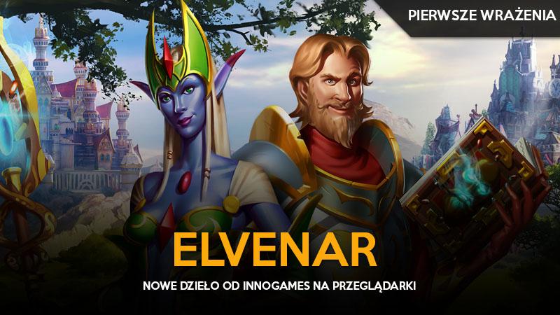 wrazenia - elvenar innogames