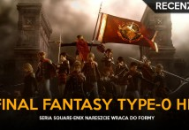 recenzje- final fantasy type-0 hd ps4 -GGK
