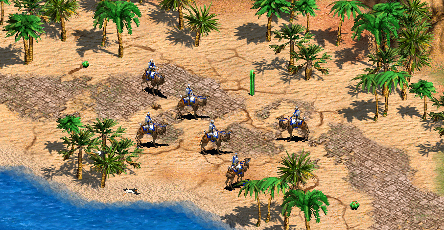 Age of Empires II HD - Forgotten Empires
