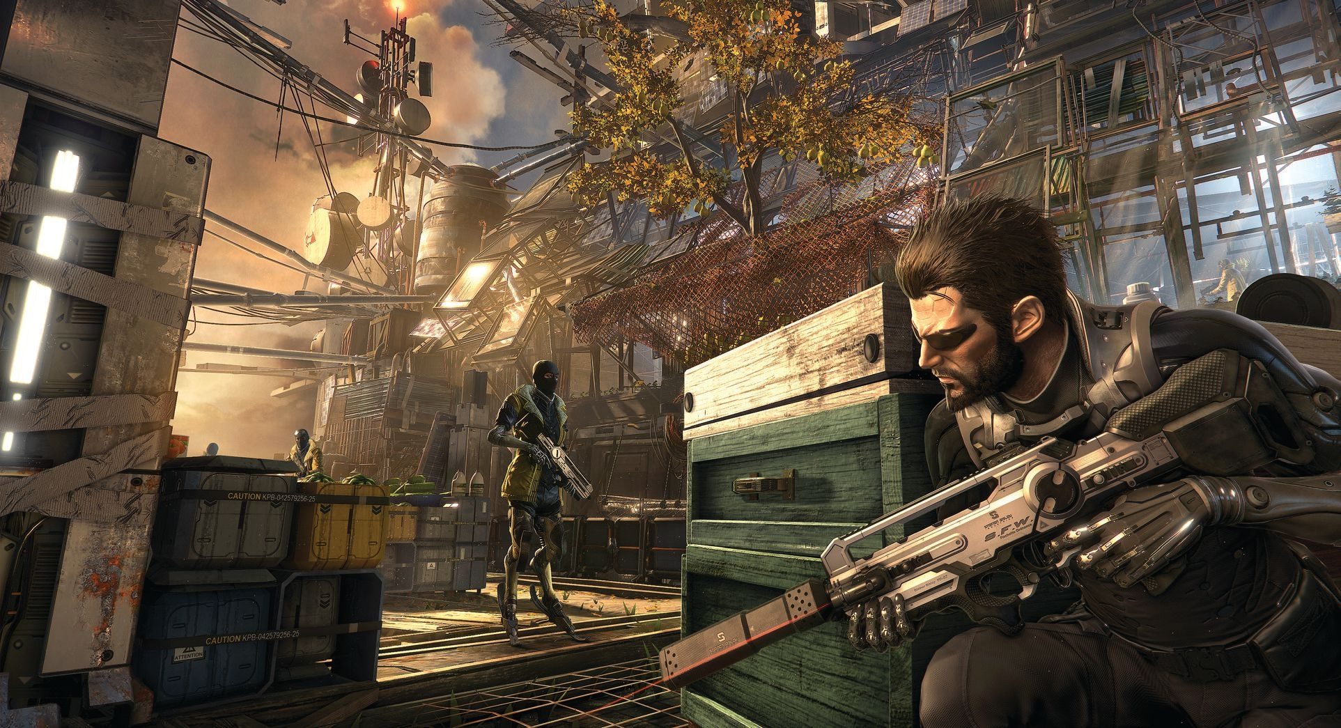 Deus Ex Mankind Divided (4)