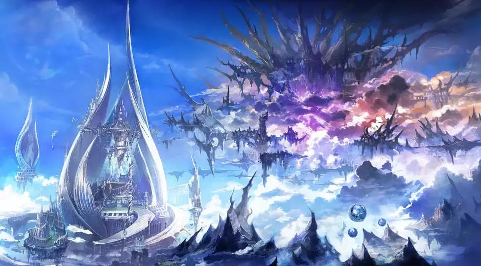 Final Fantasy XIV A Realm Reborn Heavensward