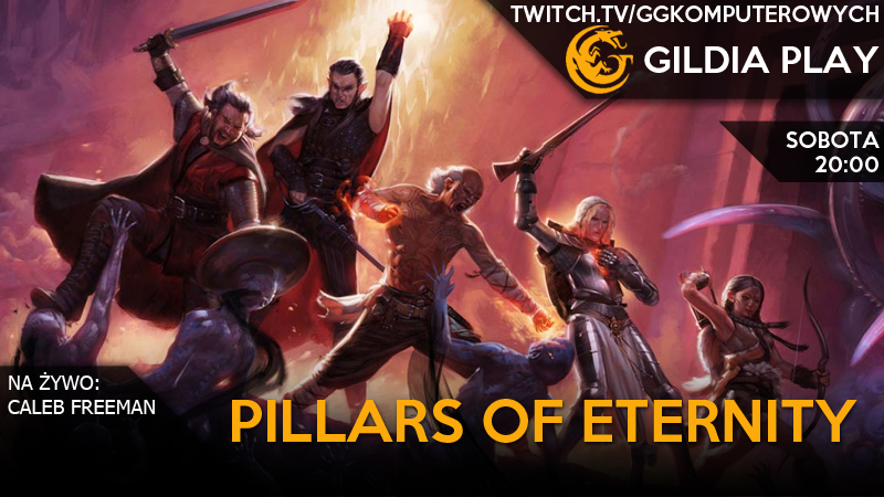 Gildia Play 2015 - Pillars of Eternity