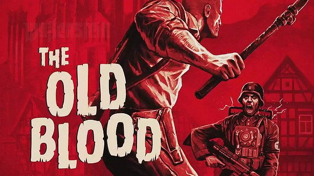 nazi zombie wolfenstein the old blood -ggk
