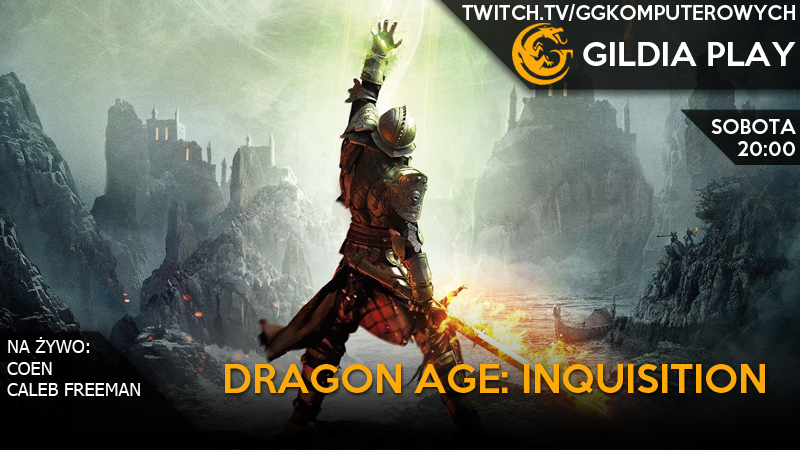 Gildia Play 2005 - Dragon Age Inquisition