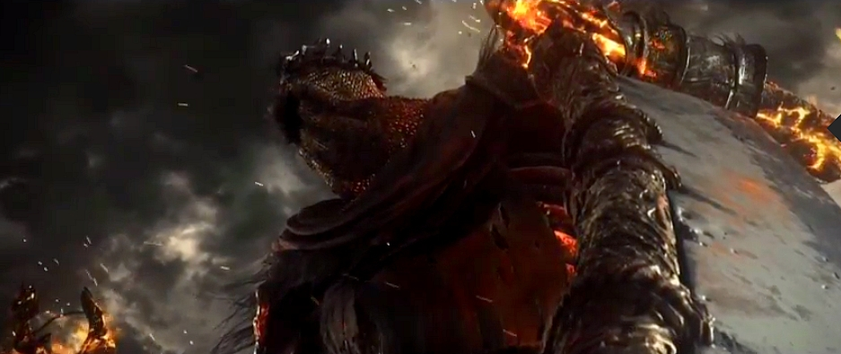 dark souls iii from software e3 2015 - GGK