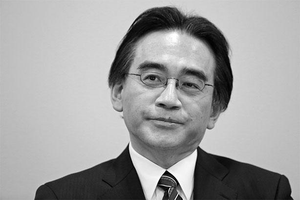 satoru iwata nie zyje -GGK