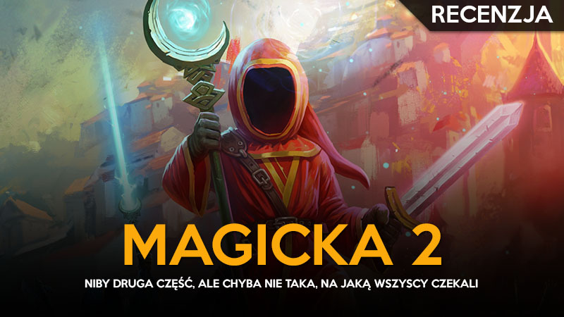 recenzja magicka 2 pc steam -GGK