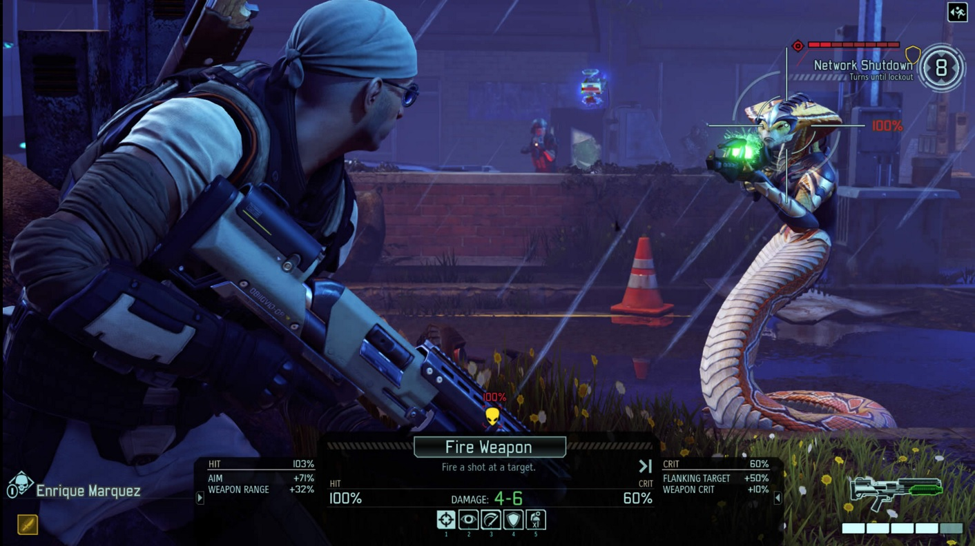 xcom2 - gameplay