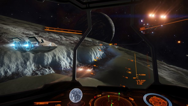 Elite Dangerous Horizons 1