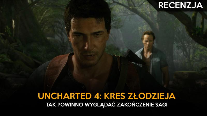 feat - uncharted 4 kres zlodzieja recenzja ggk