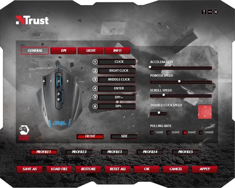 TEST -TRUST-GXT-155C-1