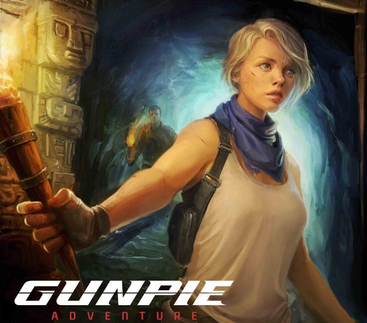 feat -Gunpie-Adventure