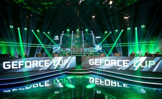feat -GEFORCE-cup