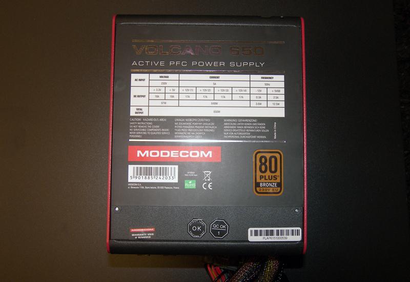 test -Modecom-volcano-650