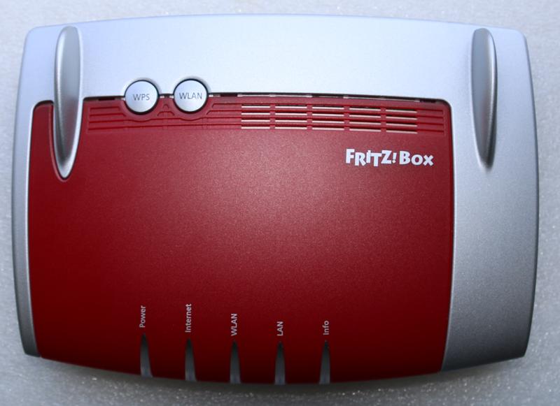 test -fritz!box-440