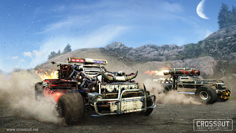 new -Crossout
