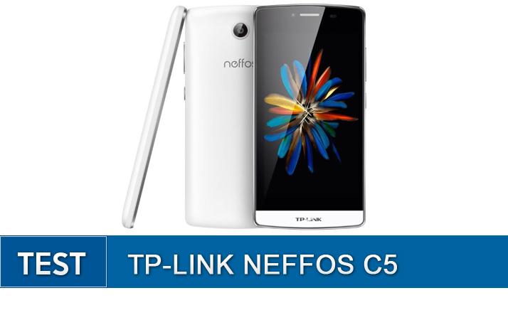 test -TP-Link-Neffos-C5
