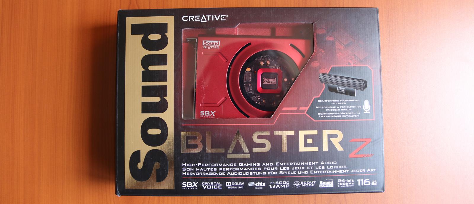 test -sound-blaster-z