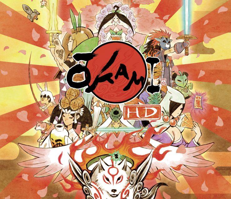 feat -Okami-HD