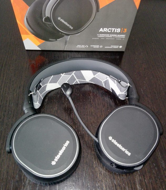 test -SteelSeries-Arctis-3