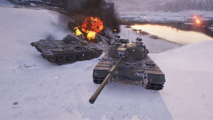 Mannerheim Line HD battle 06