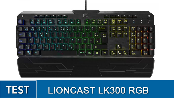 feat -lioncast-lk300