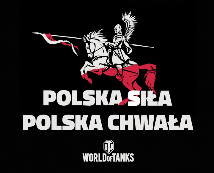 Logo polskich czolgow