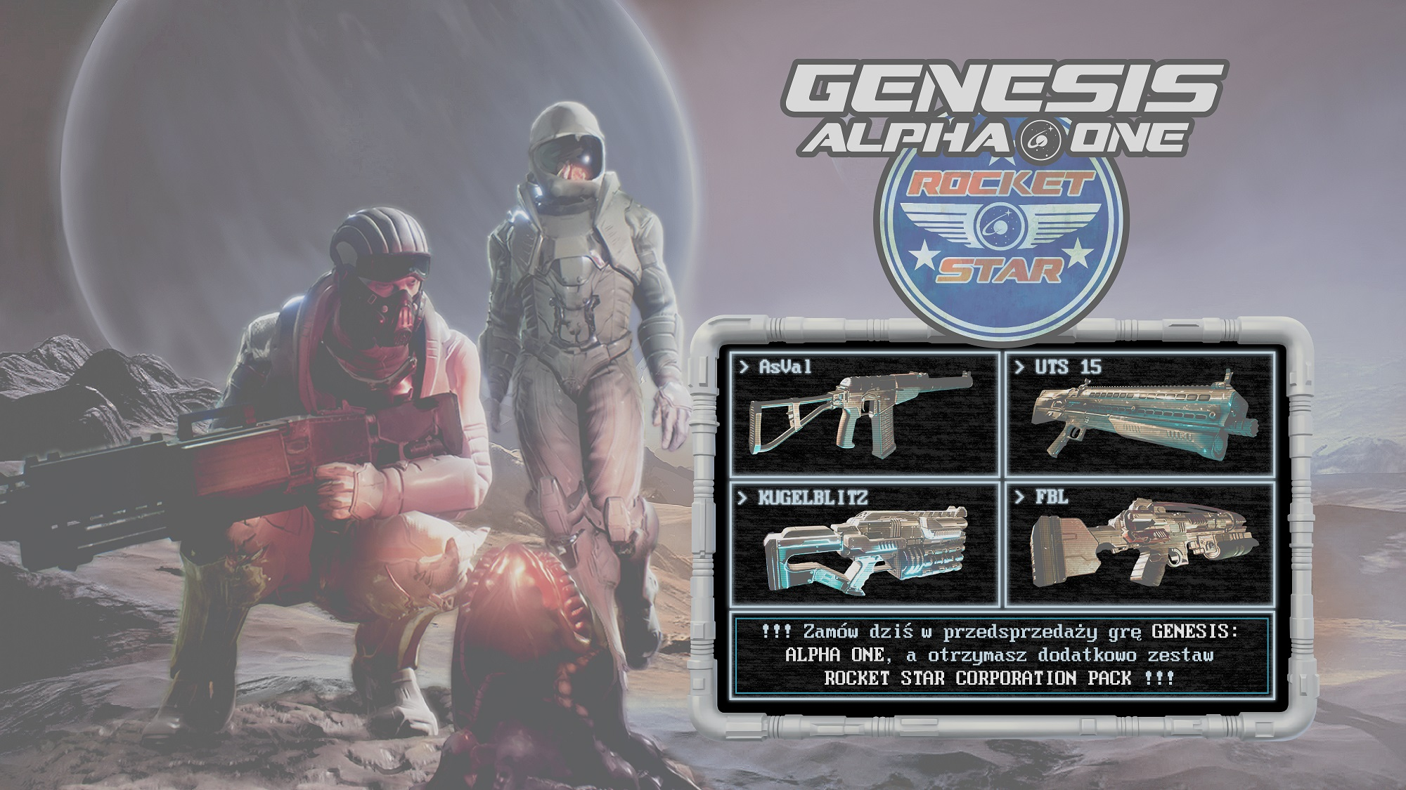 new -Genesis-Alpha-One