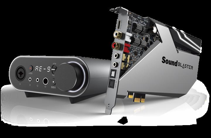 new -Sound-Blaster-AE-9