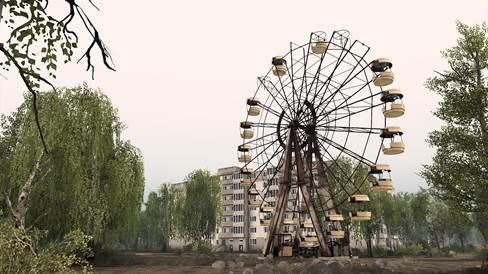 new -Spintires-Chernobyl