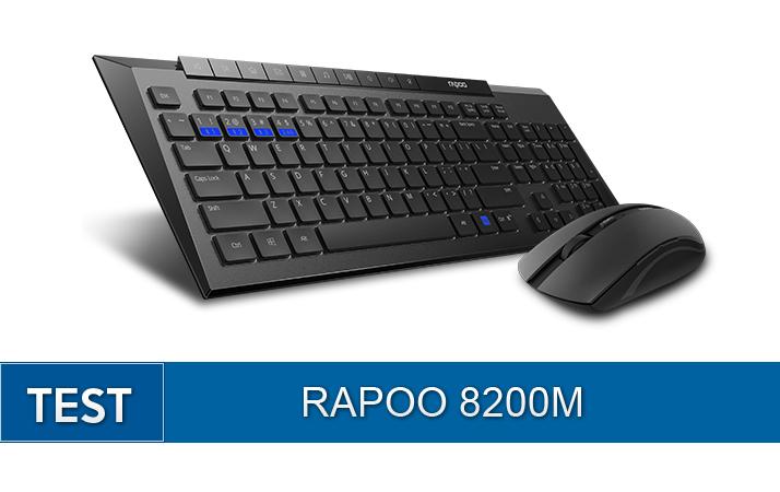 feat -rapoo-8200m