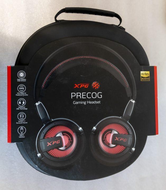 test -XPG-PRECOG