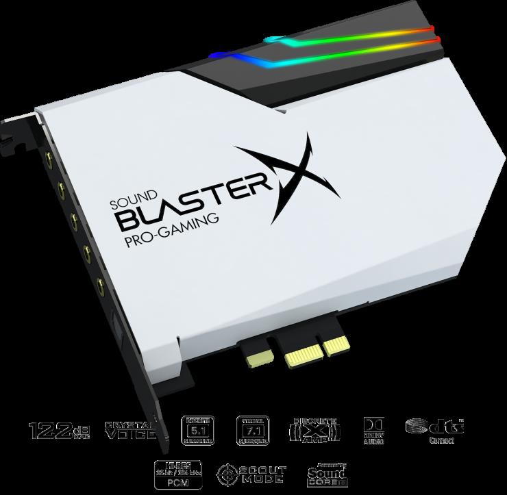feat -Sound BlasterX-AE-5-Plus-Pure-Edition