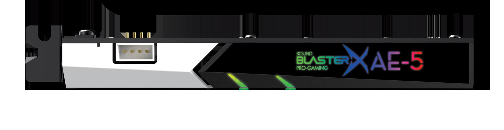 new -Sound BlasterX-AE-5-Plus-Pure-Edition