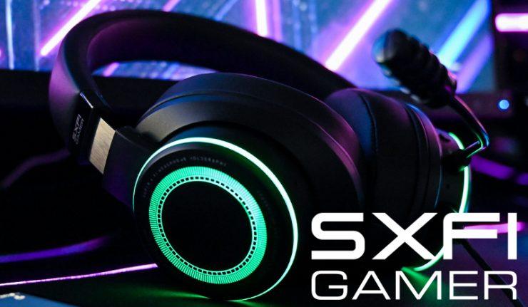 feat -Creative-SXFI-GAMER