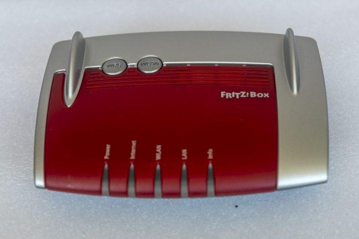 test -Fritz!Box-4020