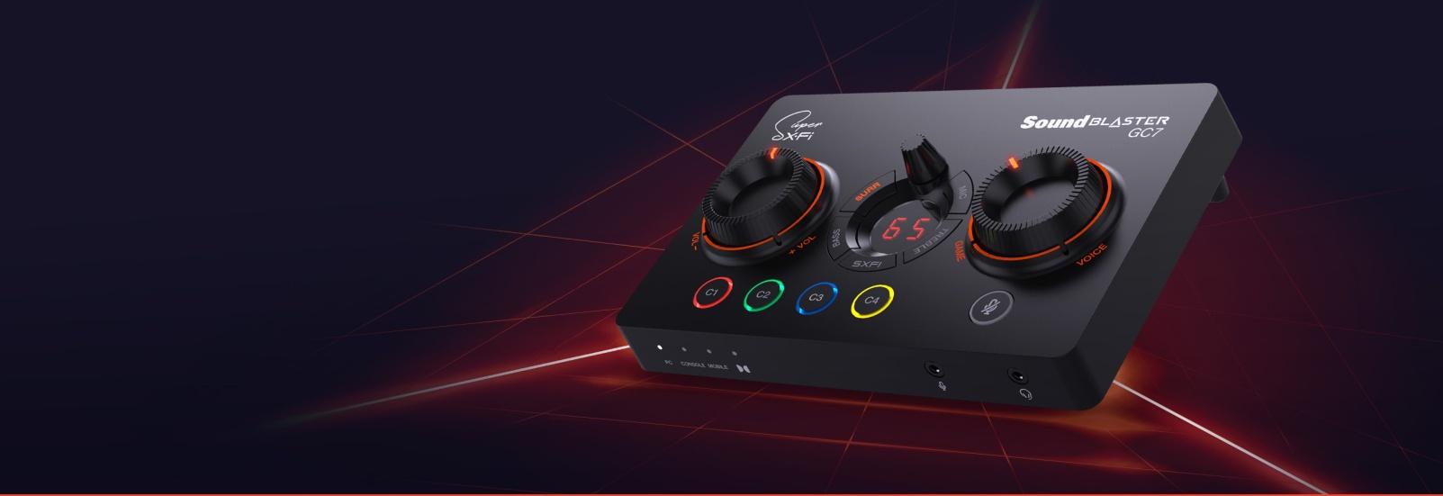 new -Sound-Blaster-GC7